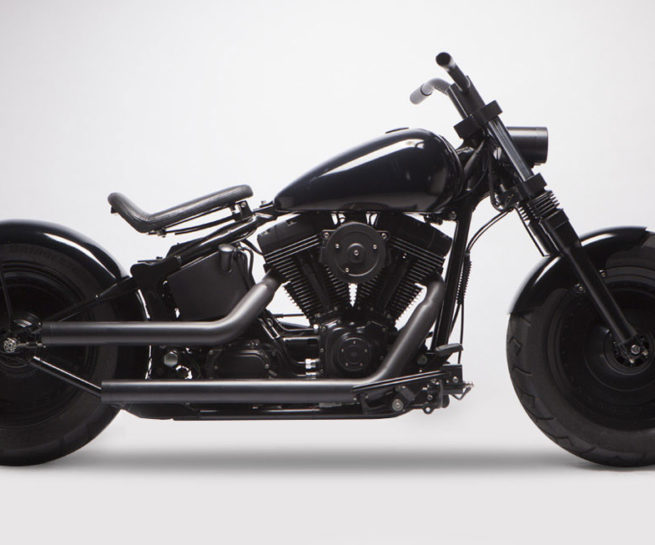 Custom Built Bikes With Brutal Simplicity Archive - Stoos Customs